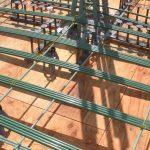stud rail install